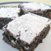 Eggless Walnut Brownie