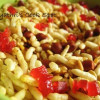 Masala Pori with Pumpkin Seeds
