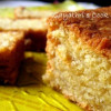 Eggless Pound Cake