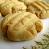 Eggless Butterless Rose Cookies