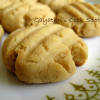 Eggless Butterless Rose Cookies