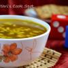 Clear Mushroom Soup