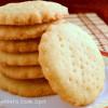 Vegan Salt Biscuits
