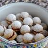 Finnish Browned Butter Teaspoon Cookies