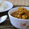 Vendhaya Keerai Cauli flower Kulambu / Methi Gobi Gravy