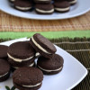 Eggless Oreo Cookies