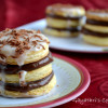Chocolate Mille Feuille - Napoleon (Eggless Version)