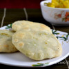 Koraishutir Kochuri- Bengali Peas Poori