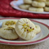 Eggless Naan Berenji- Persian Rice Flour Cookies