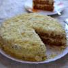 Eggless Pinacolada Cake