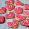 Glaze Icing on Sugar Cookies (with liquid glucose)
