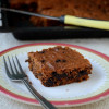 Eggless Blondies / Blonde Brownies