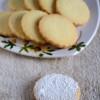 Polvorones - Spanish Almond Cookies