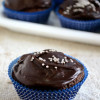 Chocolate Fudge Cupcakes with Rich Chocolate Frosting
