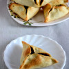 Fateyar Sabanekh / Spinach Fatayer