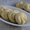 Eggless Kringla - Traditional Norwegian Cookie