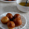 Luqaimat / Lugaymat - Qatari Sweet Dumplings