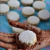 Eggless Alfajores / Dulce De Leche Cookies - Bolivia