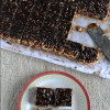 Peanut Butter Nutella Puffed Rice Squares