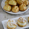 Cream Profiteroles Recipe