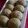 Eggless Whole Wheat Pav Buns - Tangzong Method