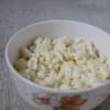Home made Feta Cheese