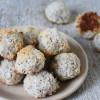 Eggless Coconut Macaroon Recipe