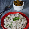 Oats Baghalabath / Curd Oats Recipe