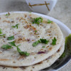 Millet Onion Oothappam