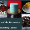 Cream in Cake Decoration - Cake Decorating Basics