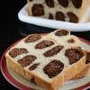 Eggless Brioche Leopard Bread Recipe