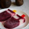 Roasted Beet Yogurt Popsicle Recipe - Frozen Treats Recipe