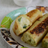 Bread Paneer Rolls Recipe - Easy Snack Recipes