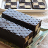 How To Make Eggless Chocolate Battenberg Cake - Video Recipe