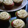Eggless Red Velvet Cupcakes Recipe - Video