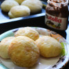 Mini No Knead Artisan Bread Rolls Recipe