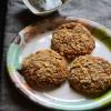 Almond Crusted Paneer Feta Cutlet Recipe