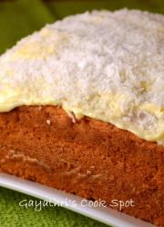 Eggless Coconut Cake - Baking For Baking Eggless Group