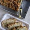 Eggless Onion and Poppy Seeds Bread