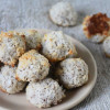 Eggless Coconut Macaroon Recipe