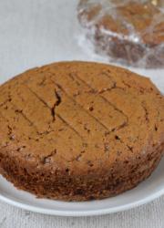 The Best Eggless Caramel Cake Recipe