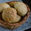 45 minutes Stuffed Whole Wheat Buns