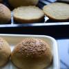 Whole Wheat Burger / Sandwich Buns - Video