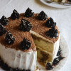 Eggless Tiramisu Cake - Video Recipe
