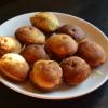 GF Low Carb Danish Pancakes Aebleskiver Recipe - #BreadBakers