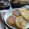 E - English Muffins - A - Z Flat Breads Around The World
