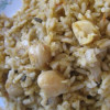 Sprouted Chole Pulao