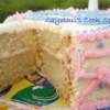 Eggless Vanilla Cake (Tofu as Egg Replacer)