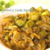 Kurivi Thalai Pavakkai(Baby Bitter Gourd) Vadhakkal