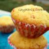 Eggless Butterless Lemon Cupcakes